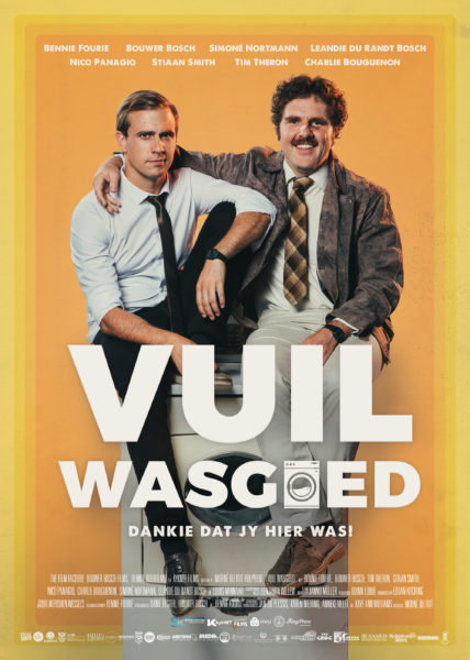 Vuil Wasgoed releases 8 December 2017